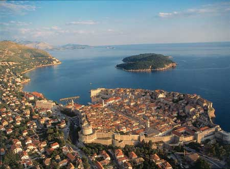 Dubrovnik, the Pearl of the Adriatic