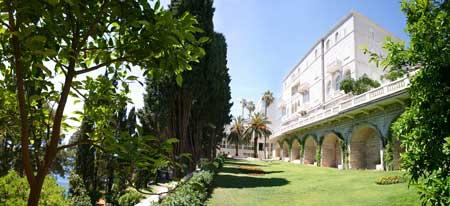 Unser Hotel Grand Villa Argentina